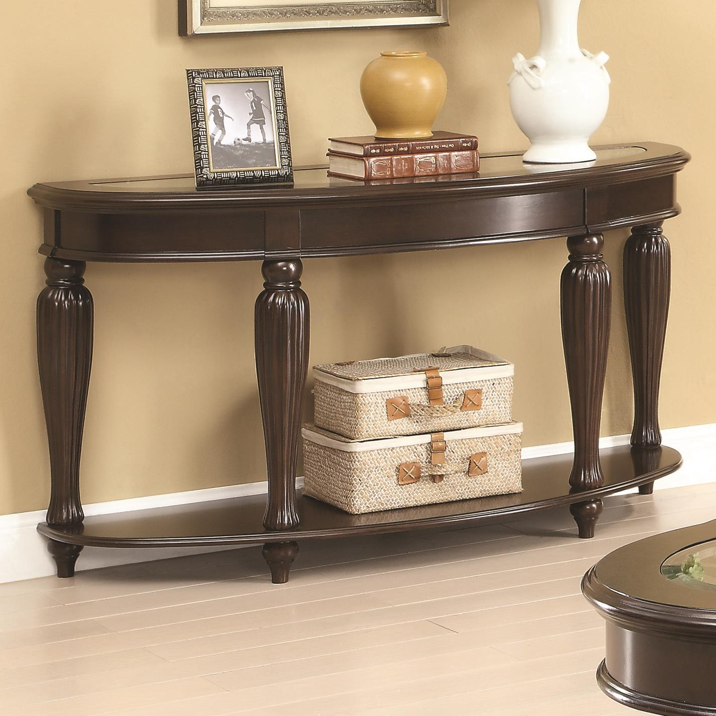 Coaster 70384 Sofa Table - Item Number: 703849