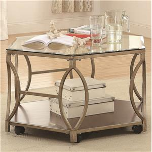 Coaster 70394 Coffee Table