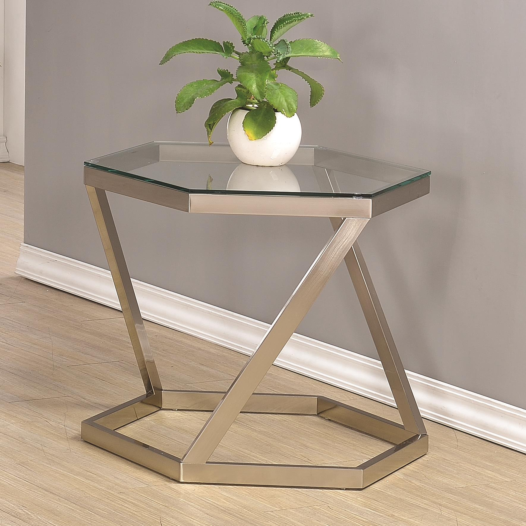 Coaster 70400 End Table - Item Number: 704007