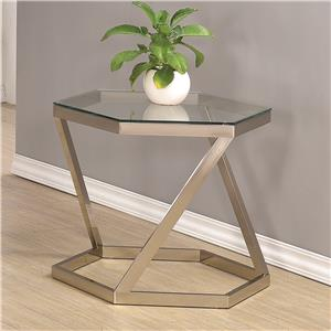 Coaster 70400 End Table