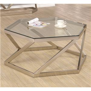 Coaster 70400 Coffee Table