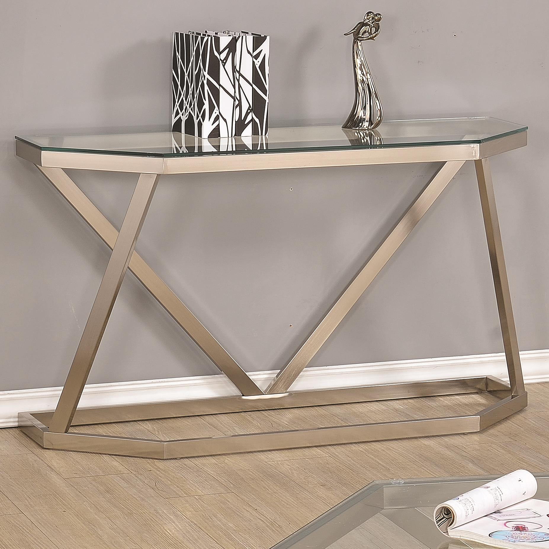 Coaster 70400 Sofa Table - Item Number: 704009