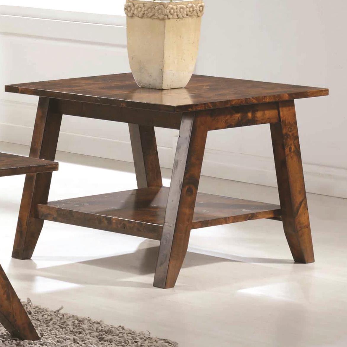 Coaster 70403 End Table - Item Number: 704037