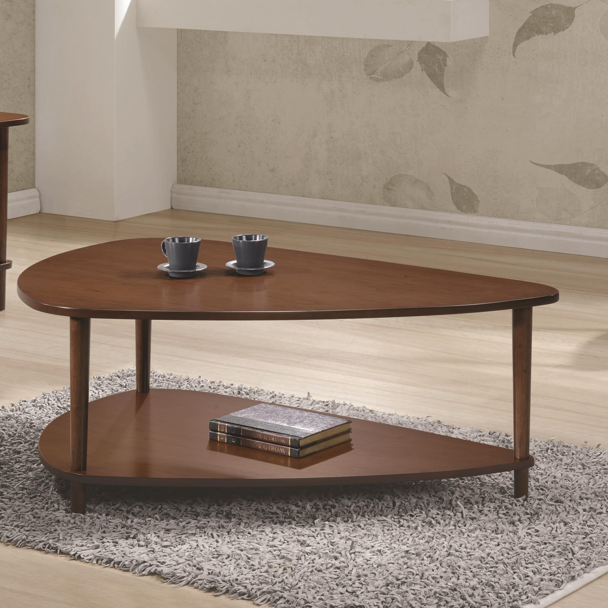 Coaster 70405 Coffee Table - Item Number: 704058