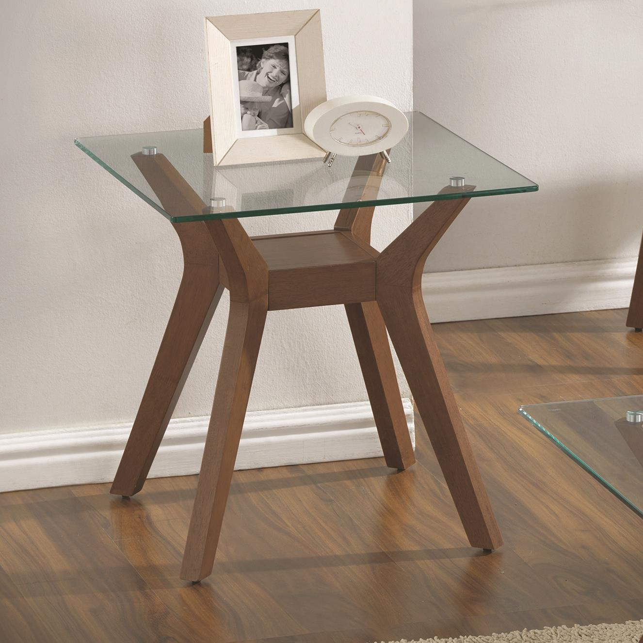 Coaster 70416 End Table - Item Number: 704167
