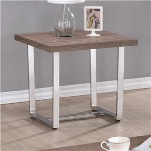 Coaster 70418 End Table