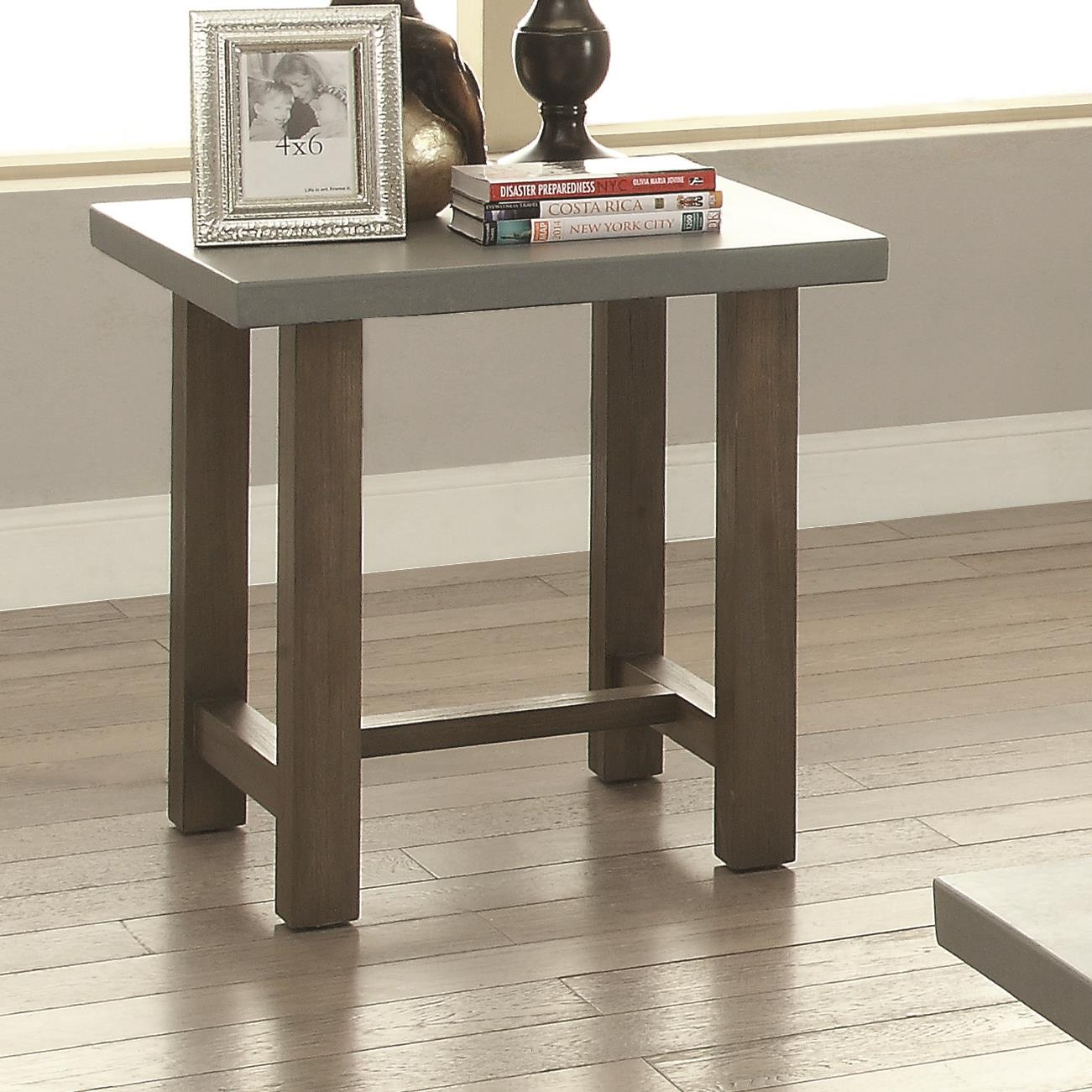 Coaster 70424 End Table - Item Number: 704247