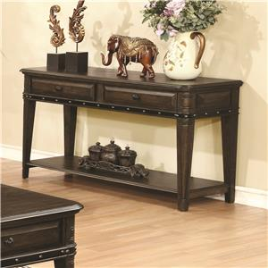 Coaster 70425 Sofa Table