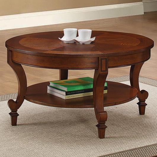 Coaster 70440 Coffee Table - Item Number: 704408