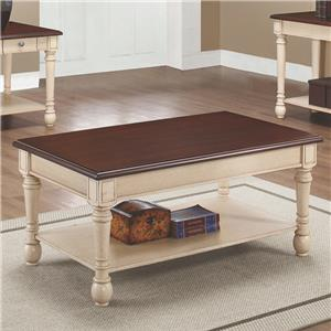 Coaster 70441 Coffee Table