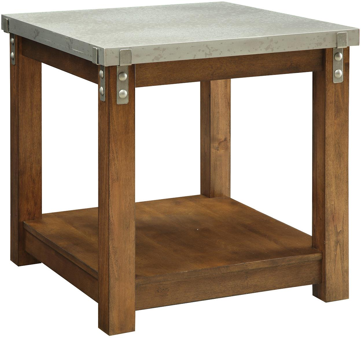 Coaster 70454 End Table - Item Number: 704547