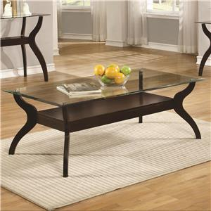 Coaster 70462 Coffee Table