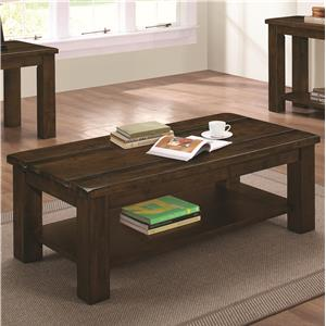 Coaster 70474 Coffee Table