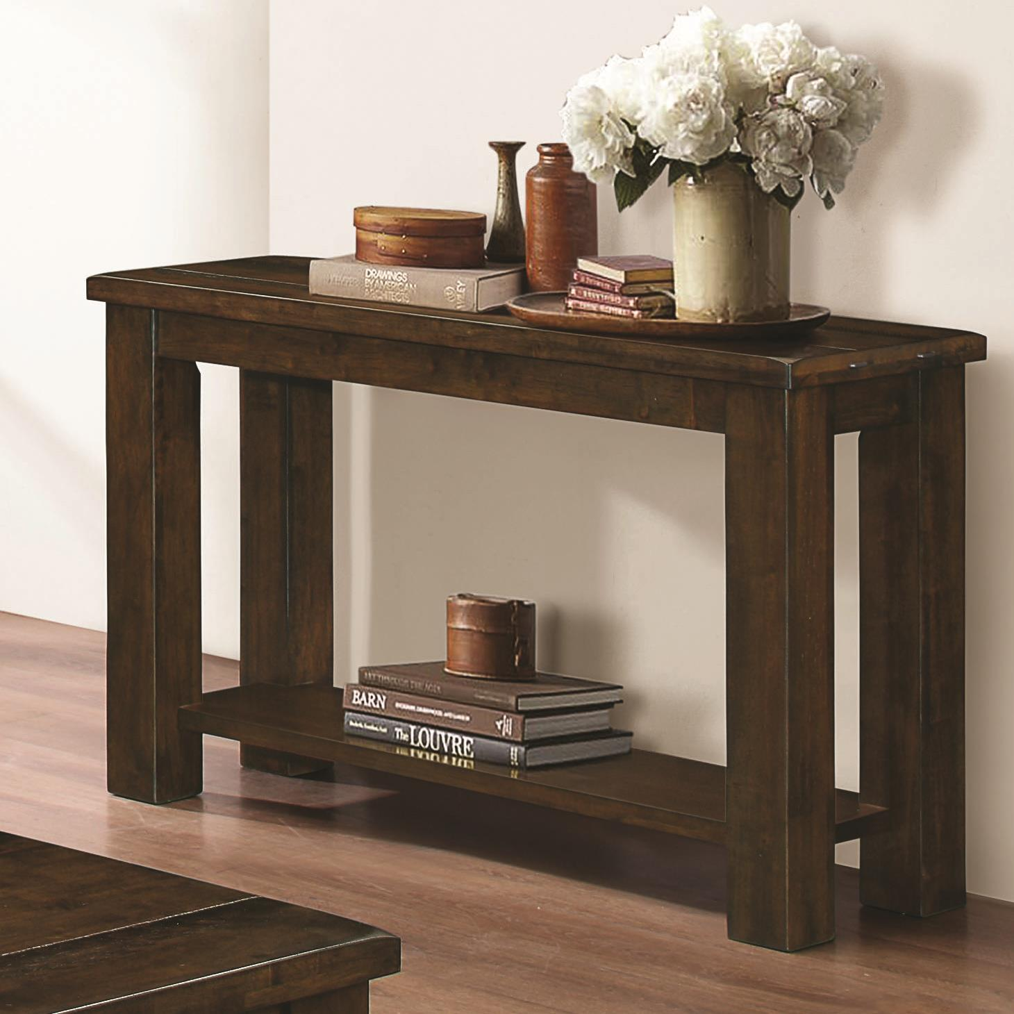 Coaster 70474 Sofa Table - Item Number: 704749