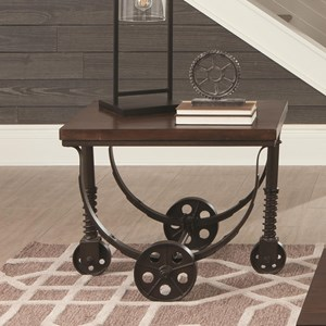 Coaster 70497 End Table