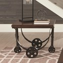 Coaster 70497 End Table - Item Number: 704977