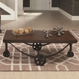 Coaster 70497 Coffee Table