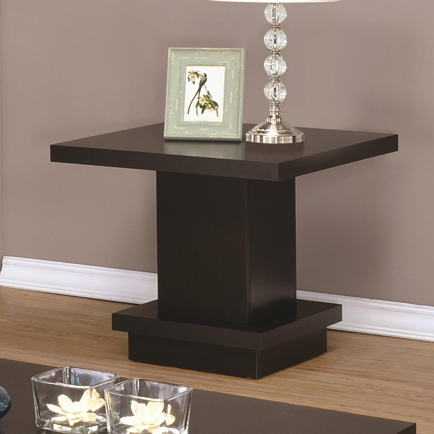 70516 End Table by Coaster at Prime Brothers Furniture