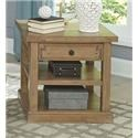 Coaster Florence 75040 End Table - Item Number: 705407