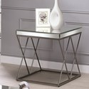 Collection # 2 70547 End Table - Item Number: 705477