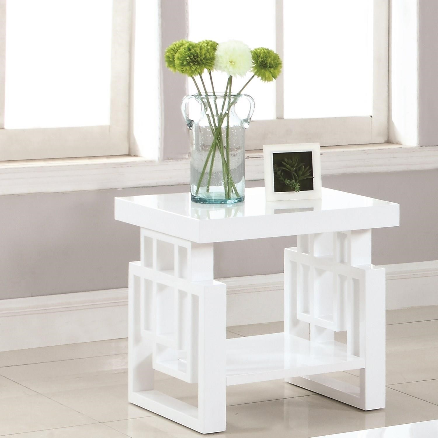 Coaster 70570 End Table - Item Number: 705707