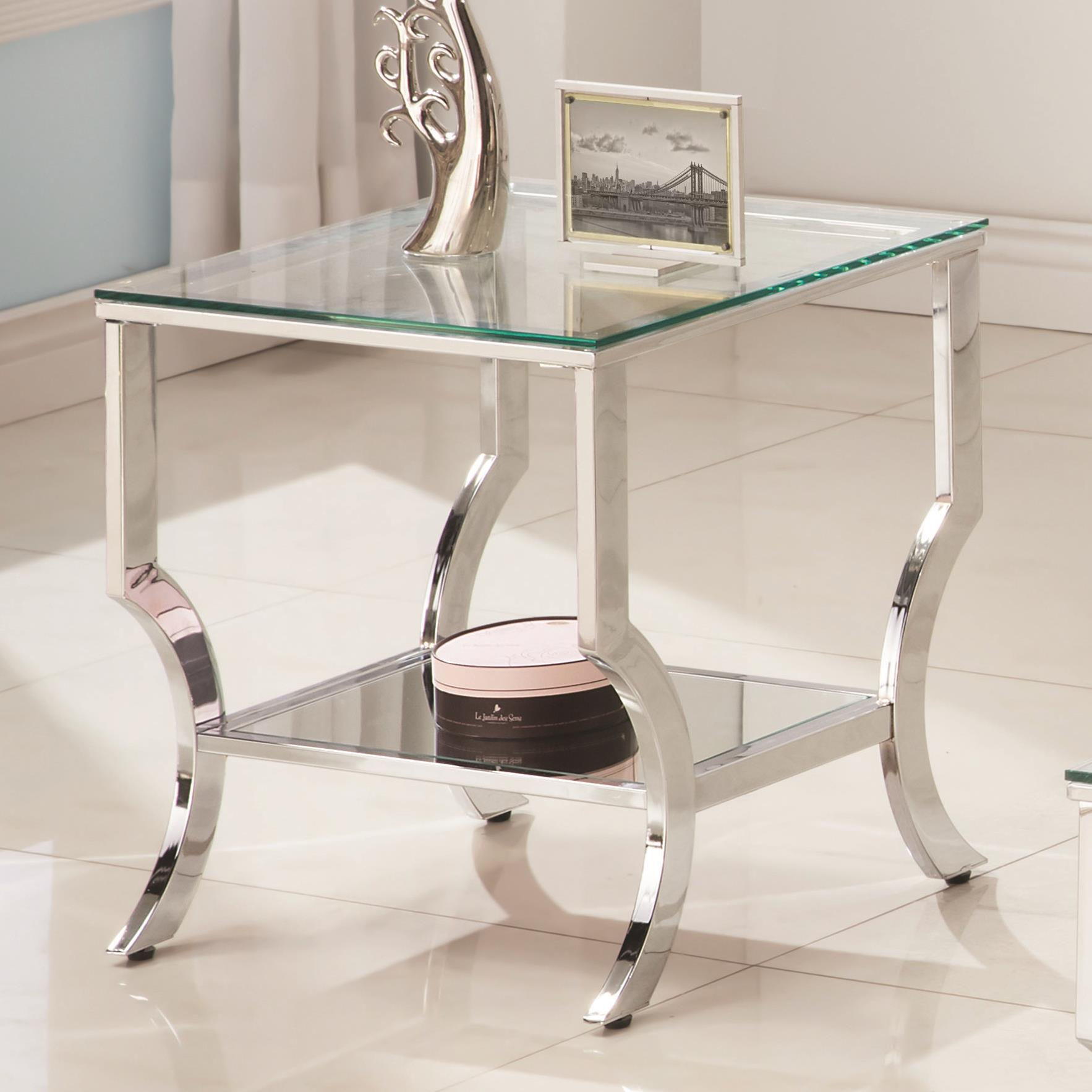Coaster 72033 End Table - Item Number: 720337