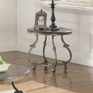 Coaster Caroline End Table