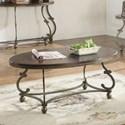 Coaster Caroline Coffee Table - Item Number: 720548
