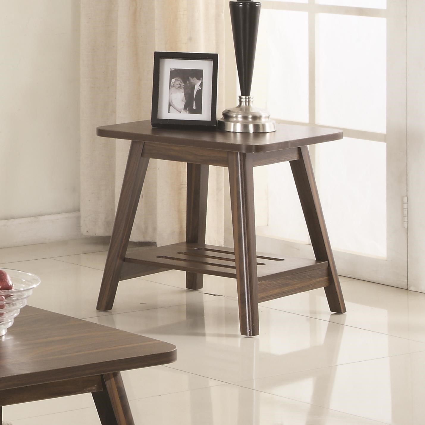 Coaster 72055 End Table - Item Number: 720557