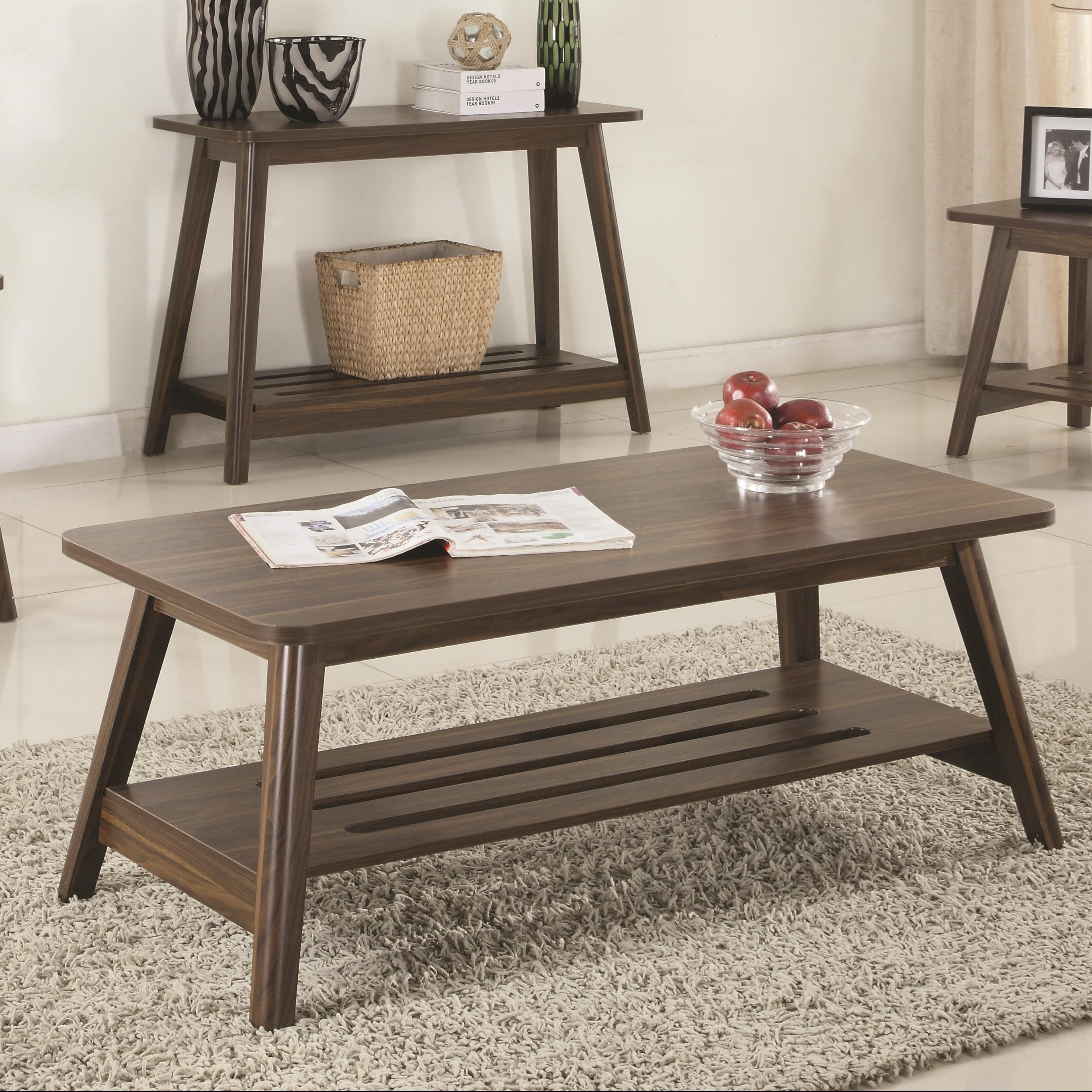 Coaster 72055 Coffee Table - Item Number: 720558