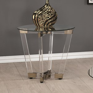 Coaster 72071 End Table