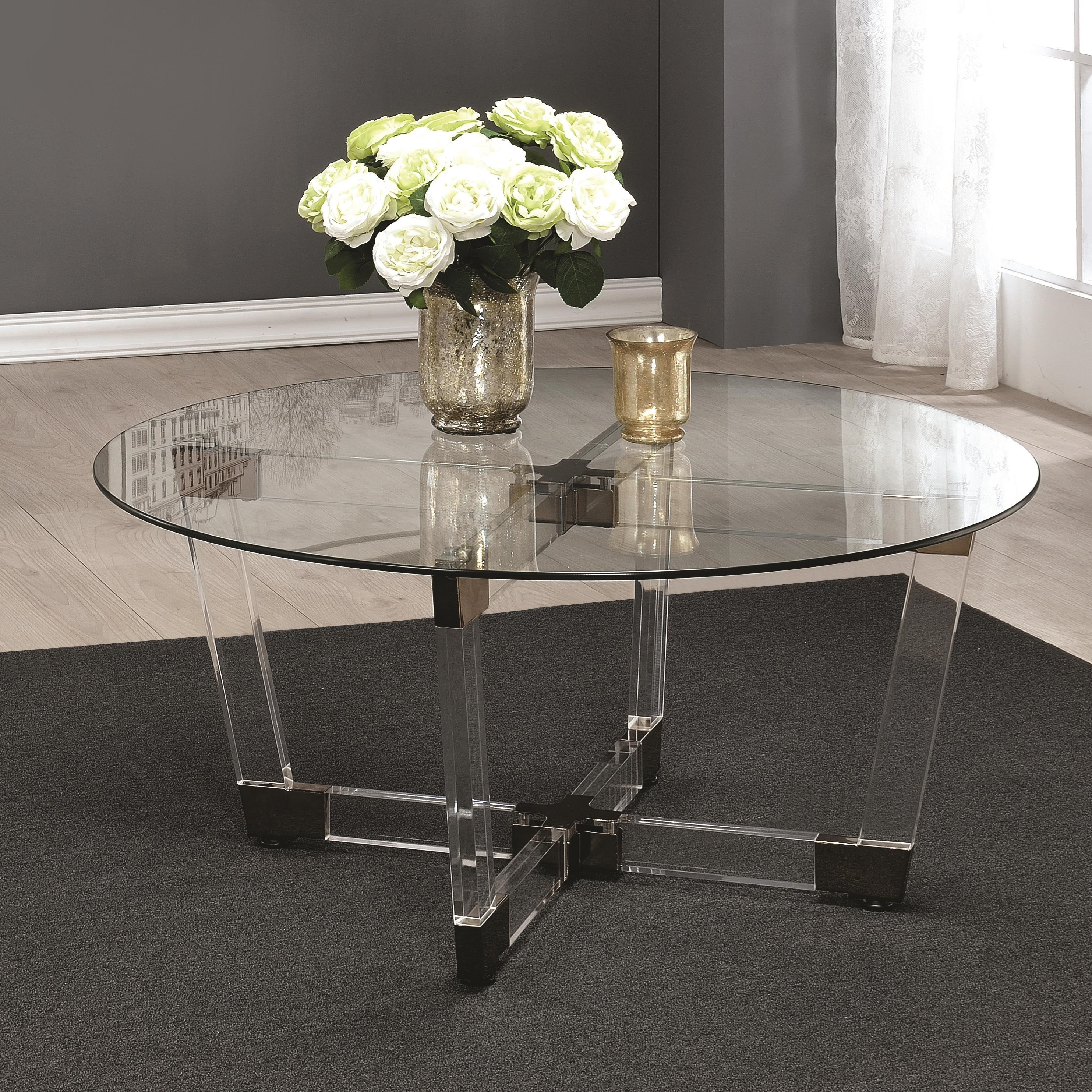 Coaster 72071 Coffee Table - Item Number: 720718