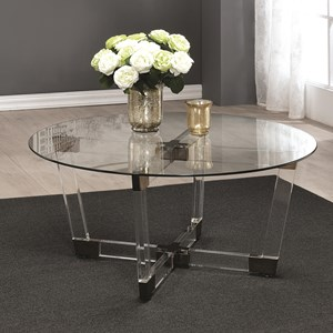 Coaster 72071 Coffee Table