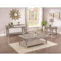 Coaster 72088 Bling Mirrored Coffee Table
