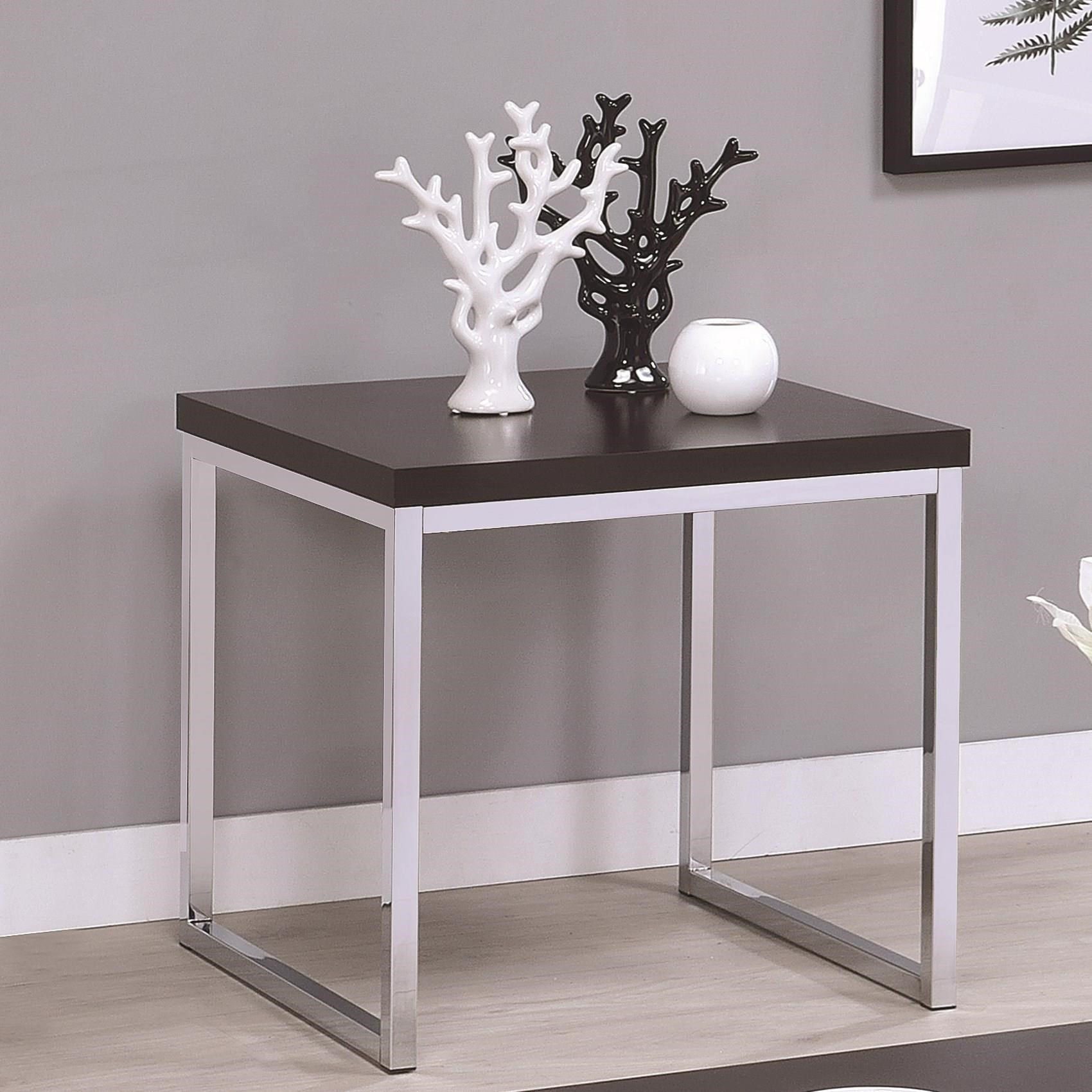 Coaster 72102 End Table - Item Number: 721027