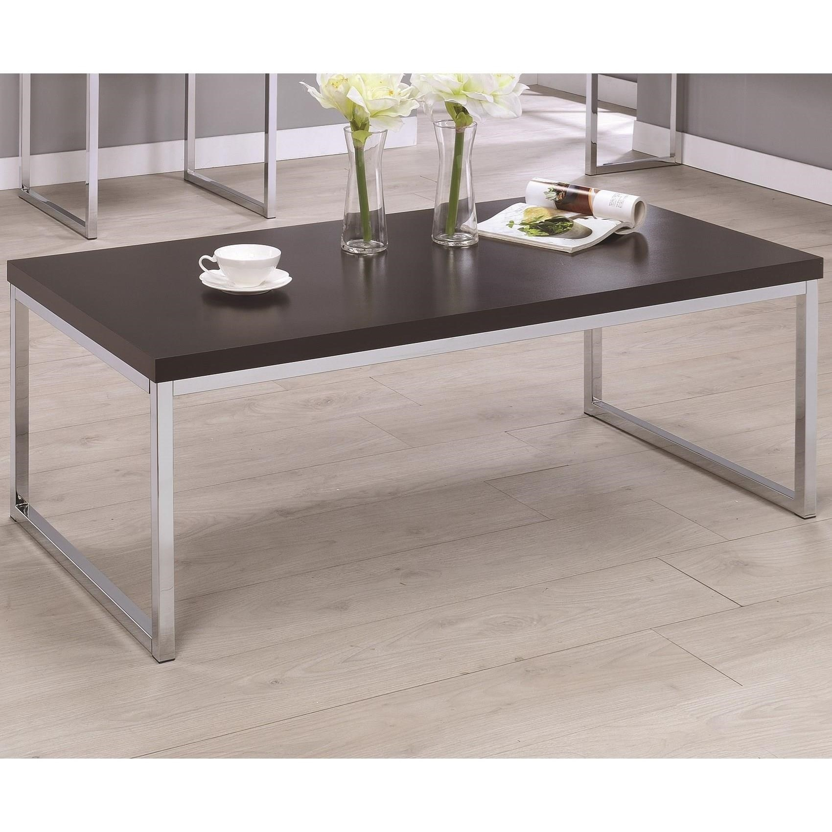Coaster 72102 Coffee Table - Item Number: 721028