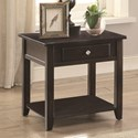 Coaster 72103 End Table - Item Number: 721037