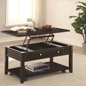 Collection Two (Showroom Closing Sale) 72103 Coffee Table - Item Number: 721038