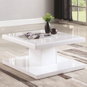 Coaster 72109 Square Coffee Table