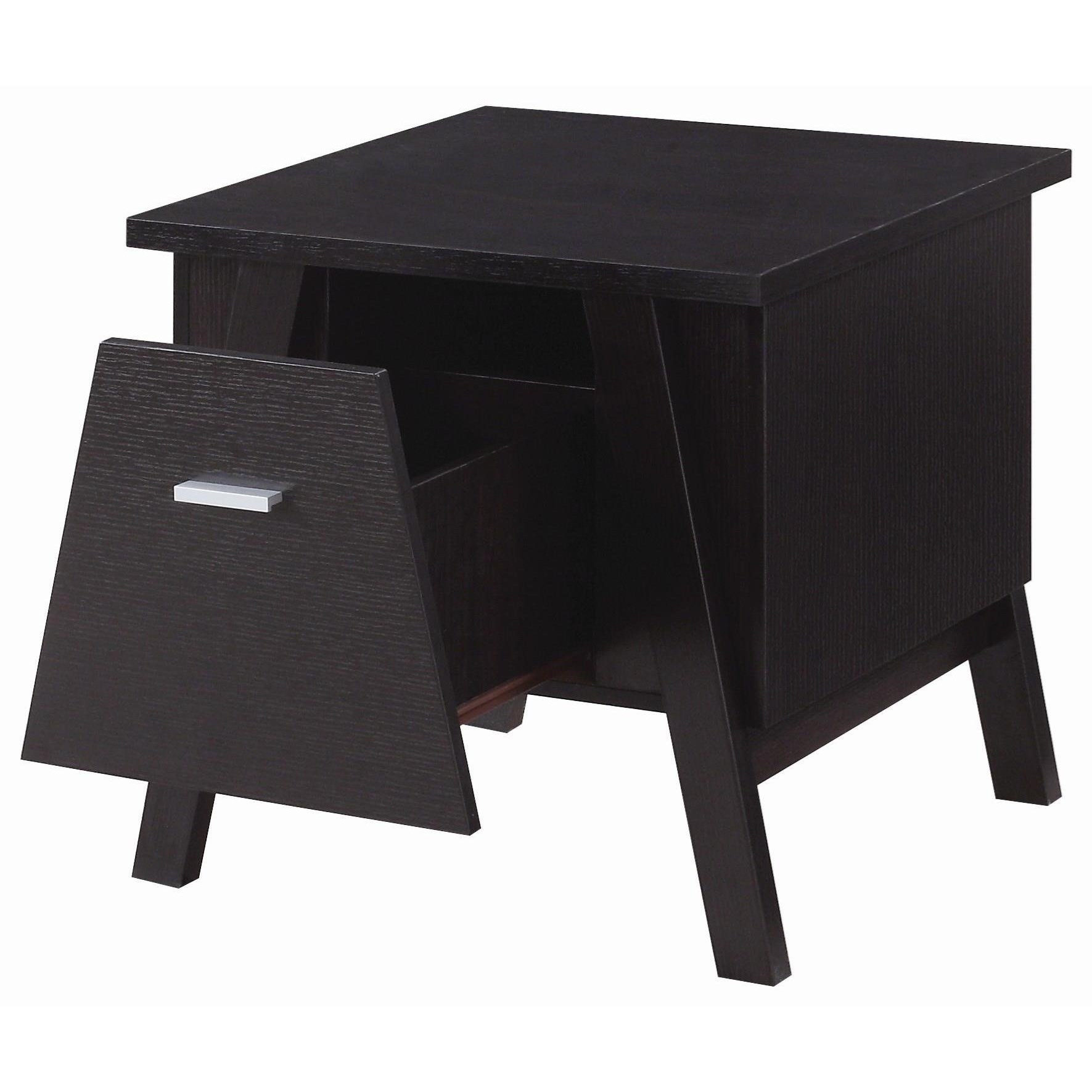 Coaster 72113 End Table - Item Number: 721137
