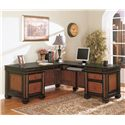 Coaster Chomedey L Shape Desk - Item Number: 800691