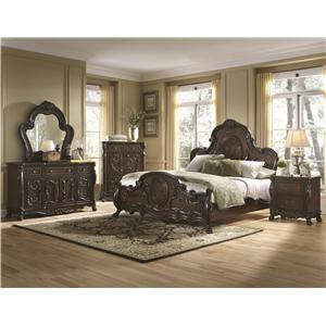Coaster Abigail California King Bedroom Group 1