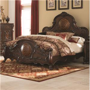 Coaster Abigail King Bed