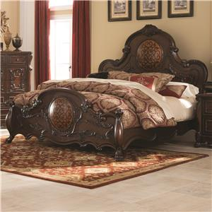 Coaster Abigail California King Bed
