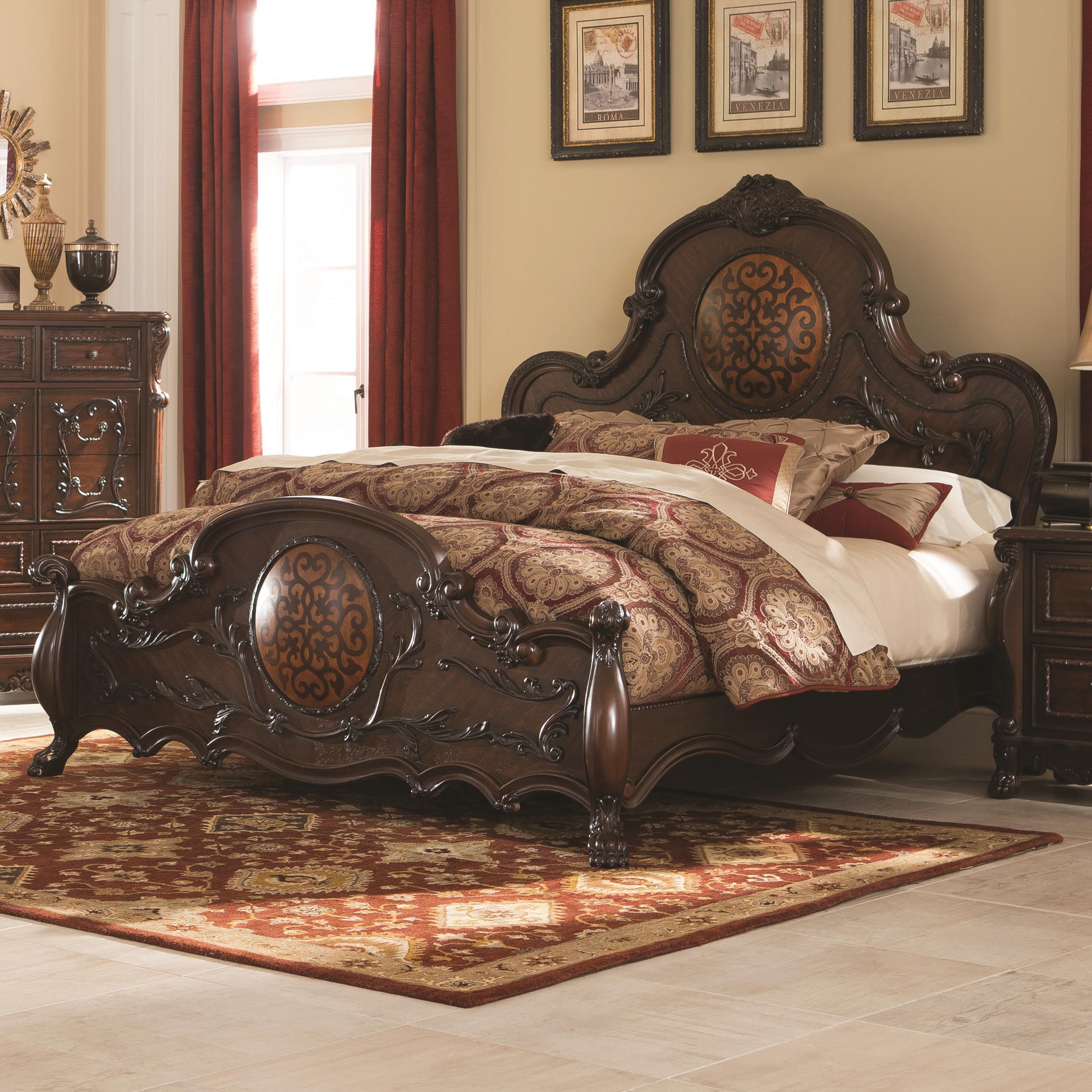 Coaster Abigail Queen Bed - Item Number: 204450Q