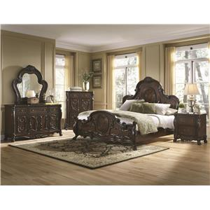 Coaster Abigail Four Piece Bedroom Set