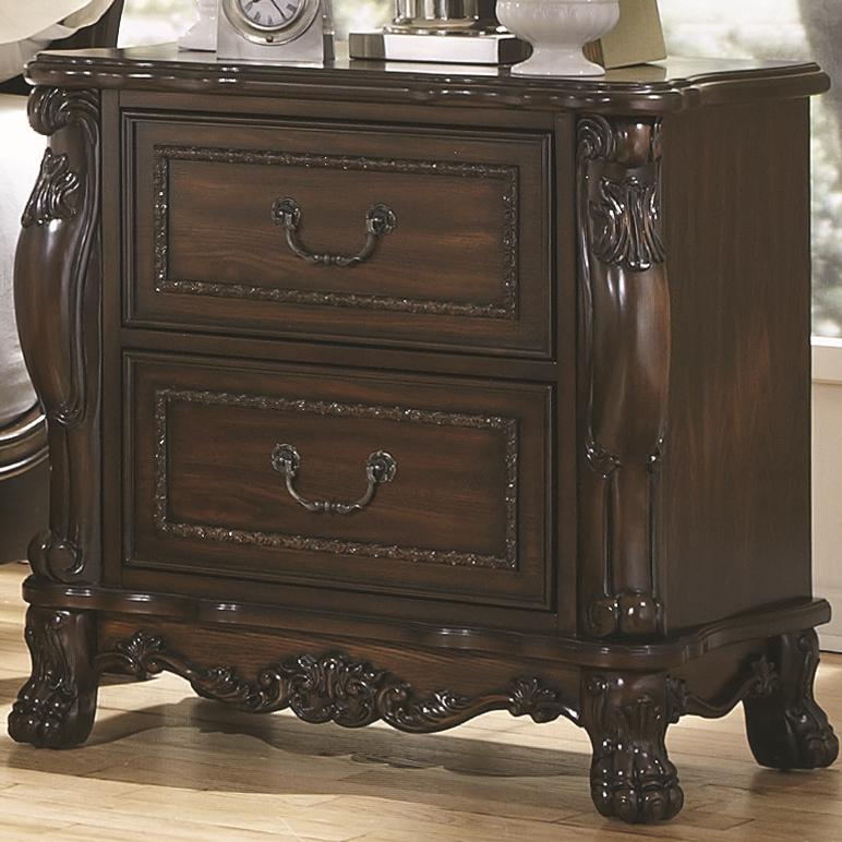 Coaster Abigail Nightstand - Item Number: 204452