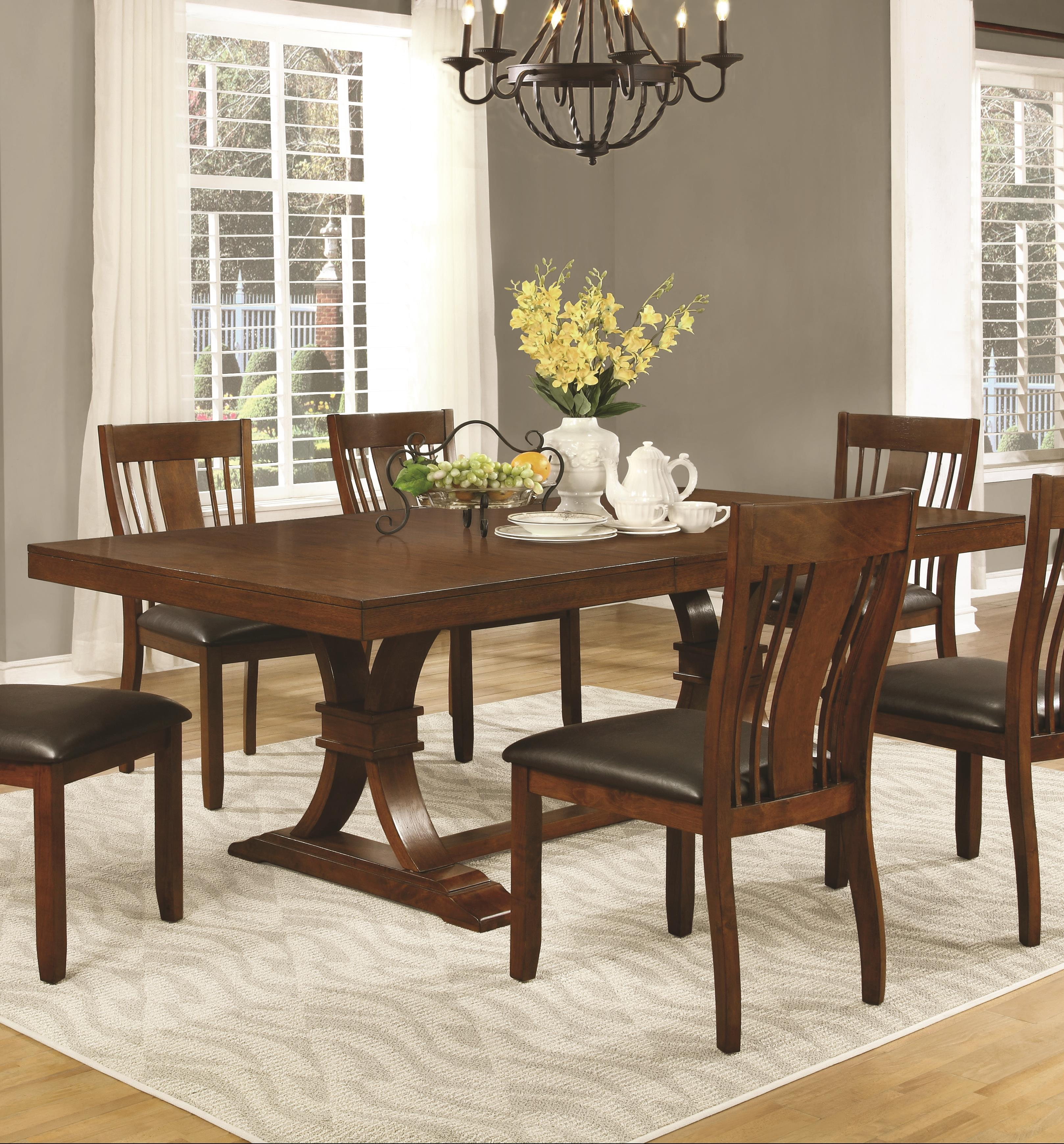 Coaster Abrams Dining Table - Item Number: 106481
