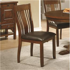 Coaster Abrams Side Chair