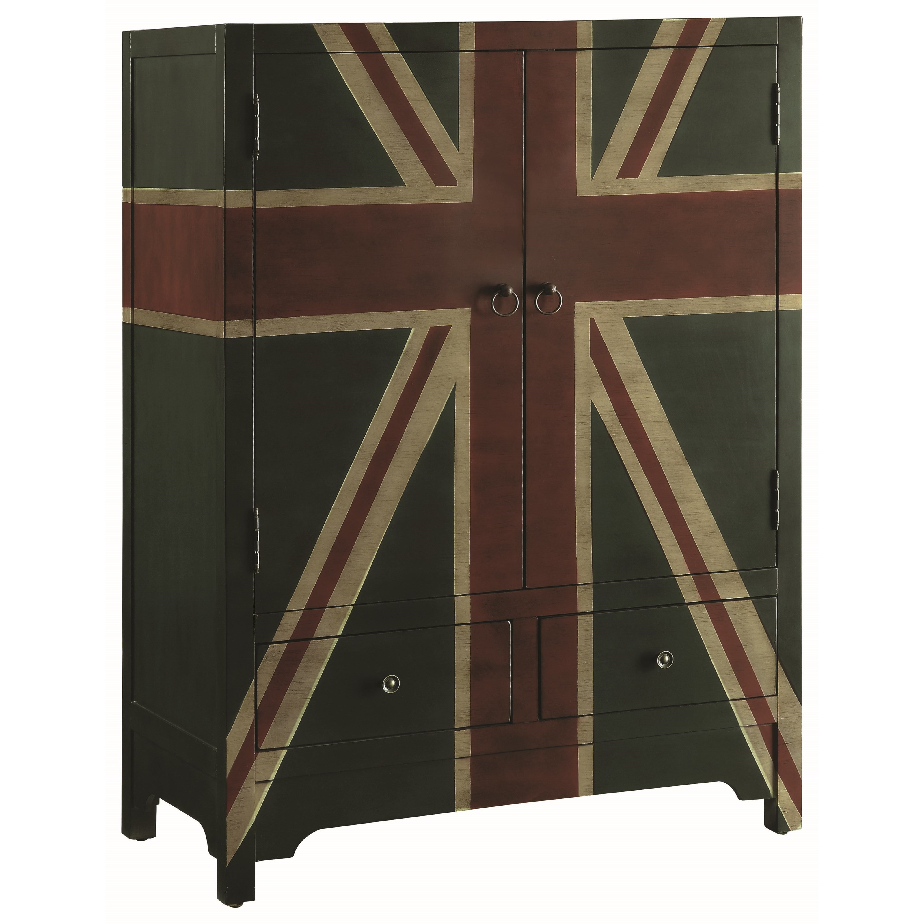 Coaster Accent Cabinets Accent Cabinet - Item Number: 100989